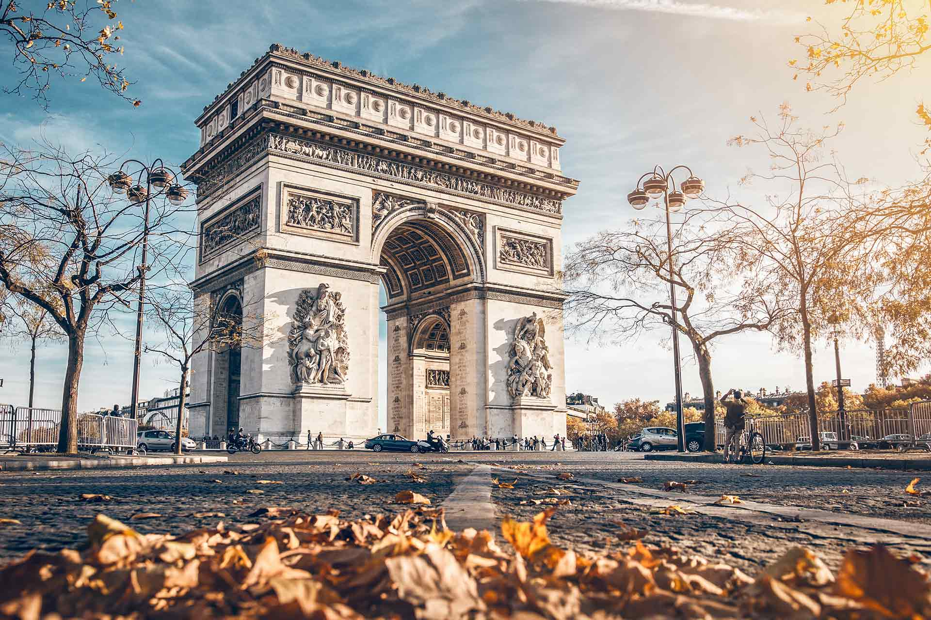 arc_de_triomphe_parijs bezienswaardigheden Parijs