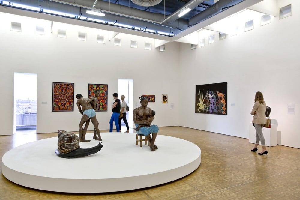 Centre Pompidou Parijs Museum