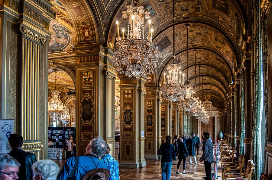 Hotel de Ville Parijs rondleiding