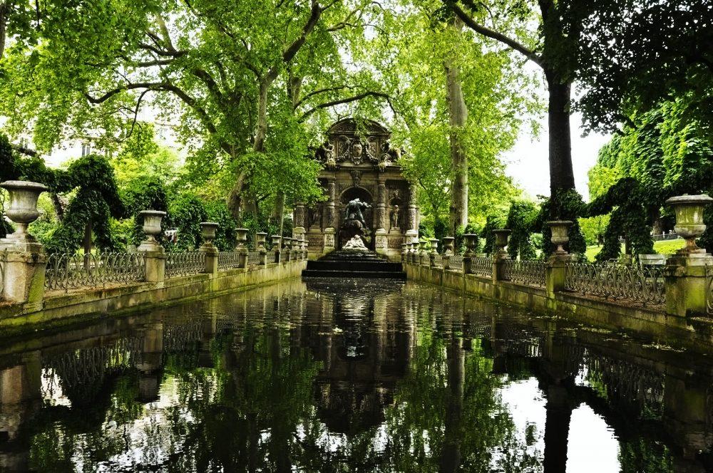 Jardin du Luxembourg   Wegwijs naar Parijs
