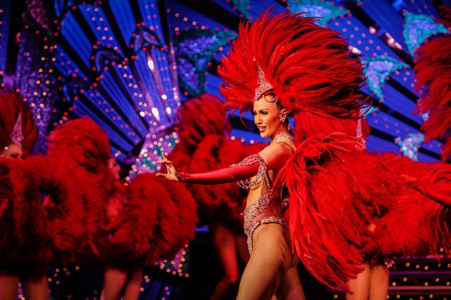 Moulin Rouge Dinnershow Parijs