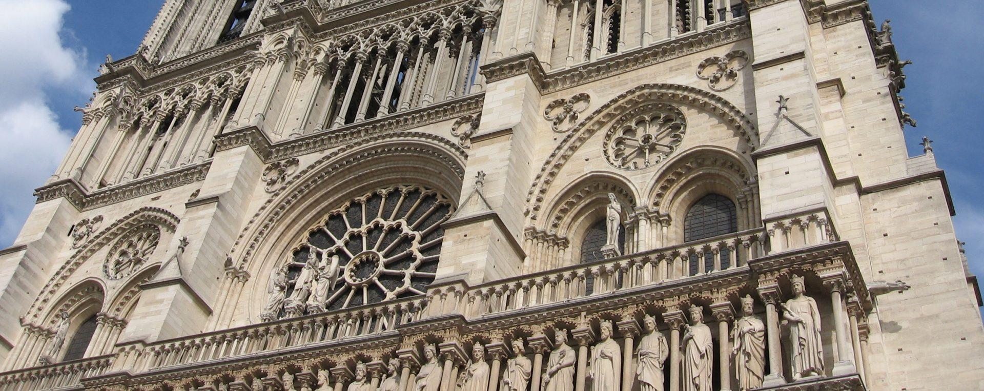 Notre Dame Bezienswaardigheden Parijs