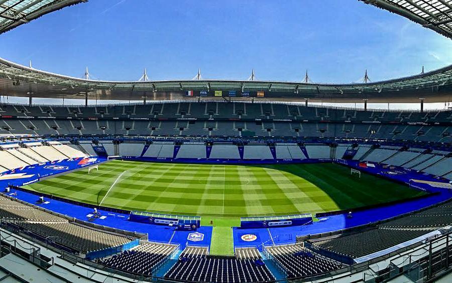Stadion PSG Parijs