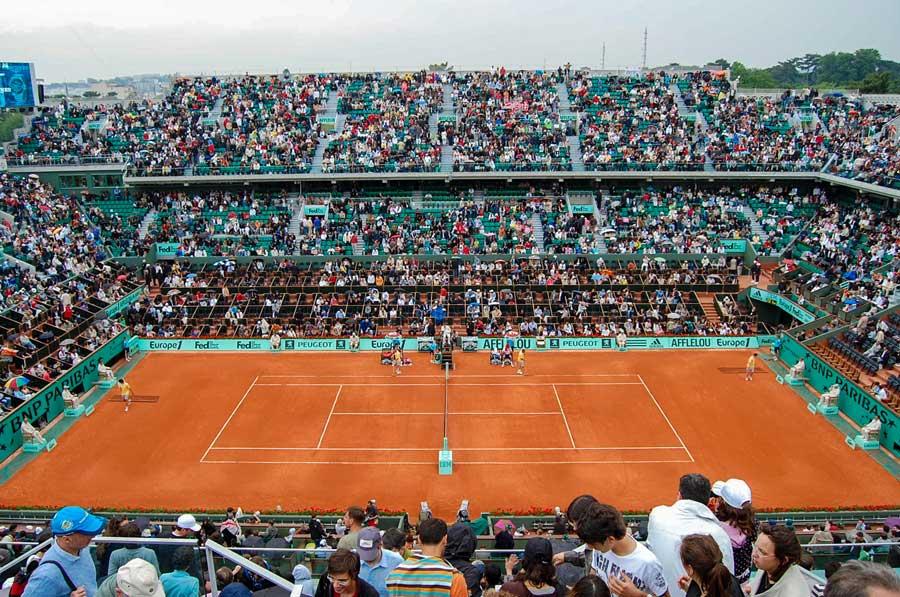 Centre Court Roland Garros