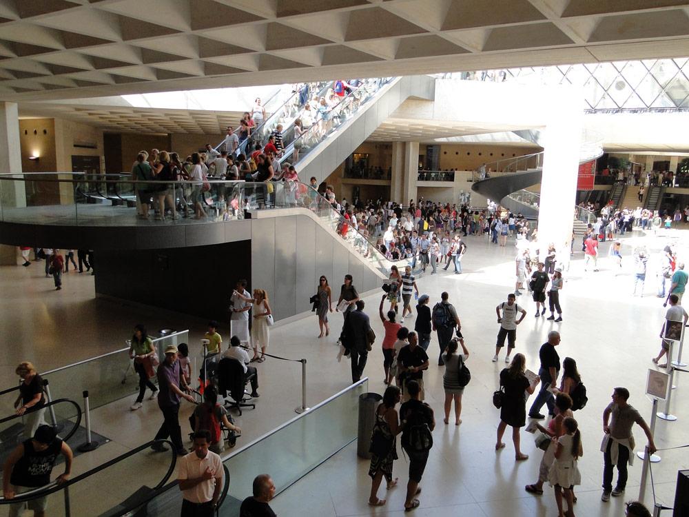 Carrousel Du Louvre Wegwijs Naar Parijs