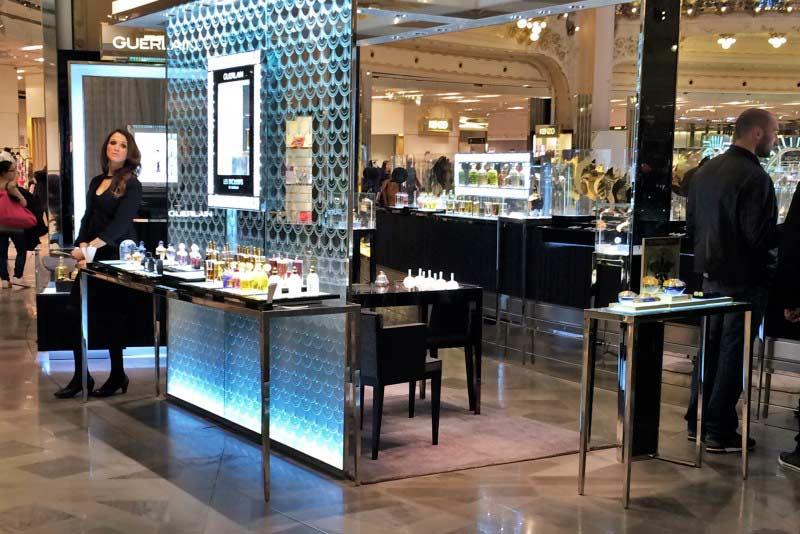 Shoppen in Parijs