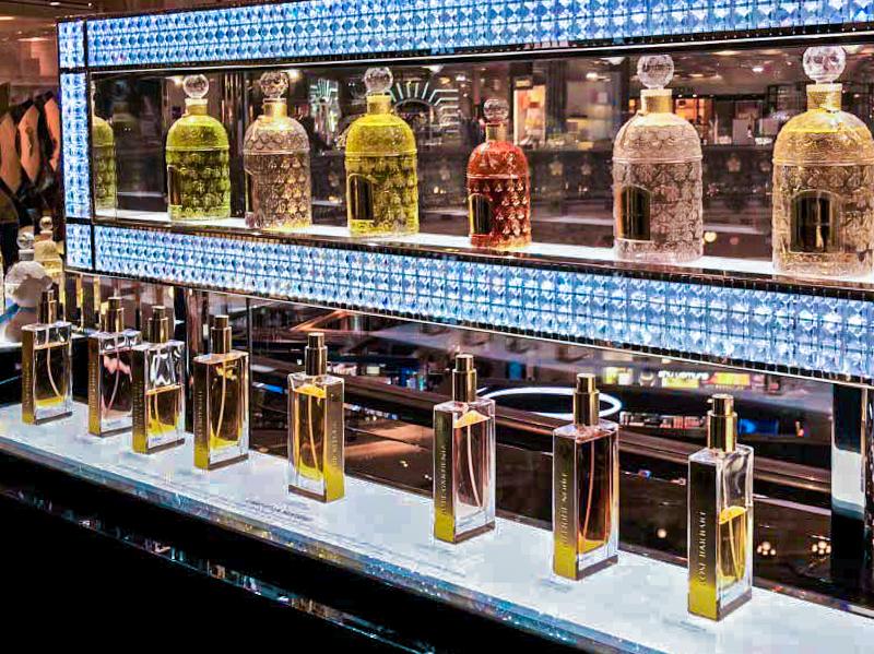 Galeries Lafayette De beste winkelstraten van Parijs