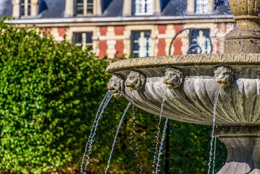 Place des Vosges Parijs Marais