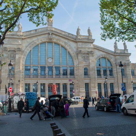 Eerste keer Parijs