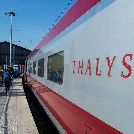 Thalys Parijs