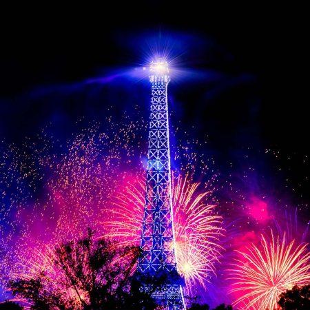 14 juli in Parijs, nationale feestdag – zomertip!