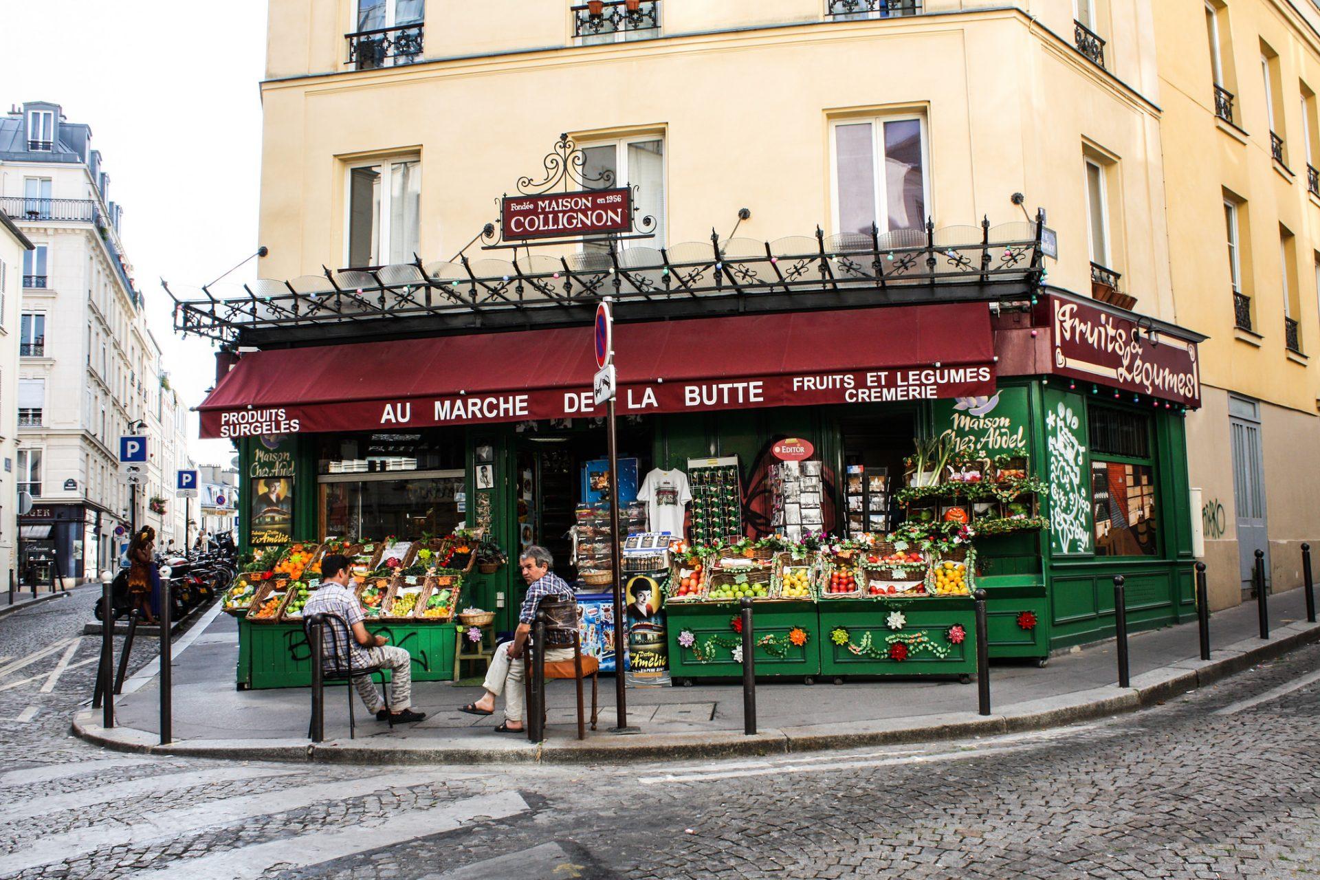 Montmartre In Parijs Wegwijs Naar Parijs