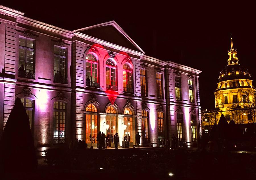 Valentijnsdag Rodin Museum Parijs