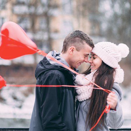 Valentijnsdag in Parijs