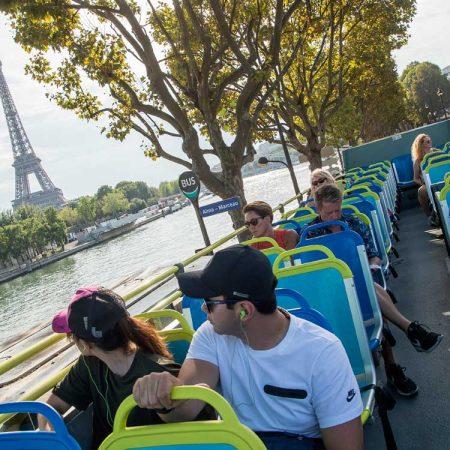 Hop on hop off bus in Parijs – Welke kiezen?