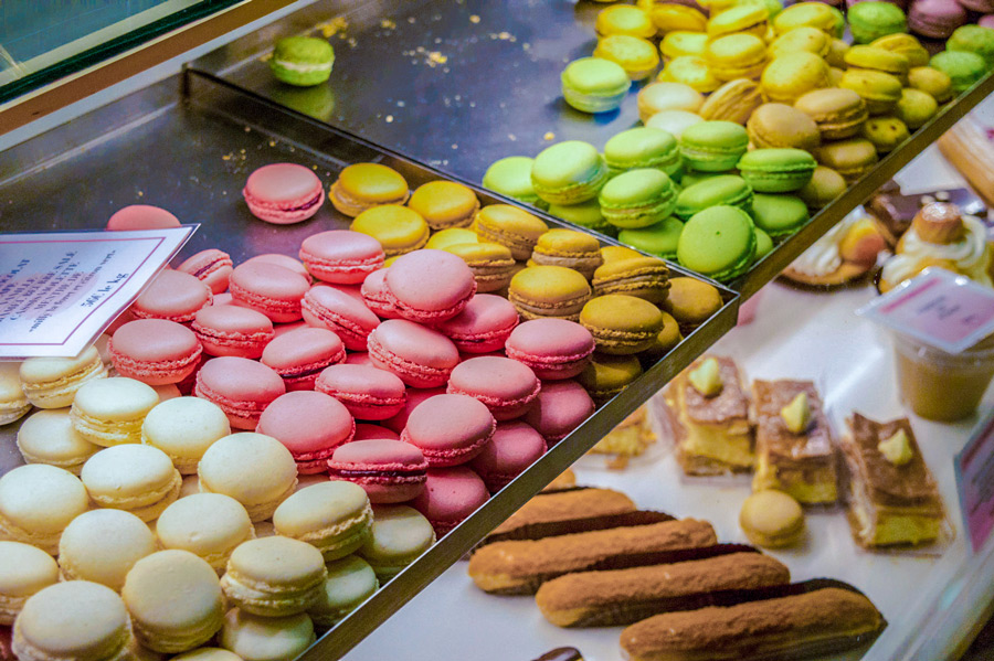 macarons in Parijs tips
