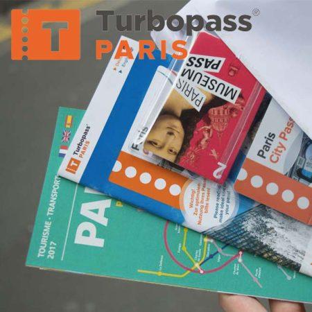 Een onbezorgd Parijs met Turbopass