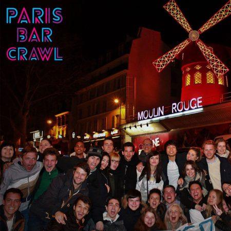 Ontdek het nachtleven van Parijs