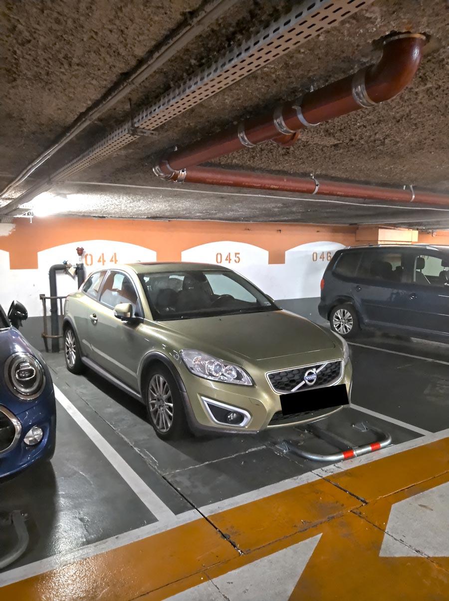 parkeren in parijs tip