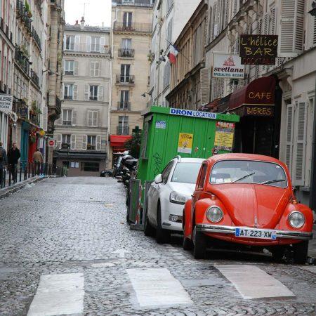 Parkeren in Parijs