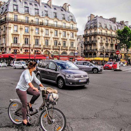 De nieuwe Vélib – Fietsen in Parijs