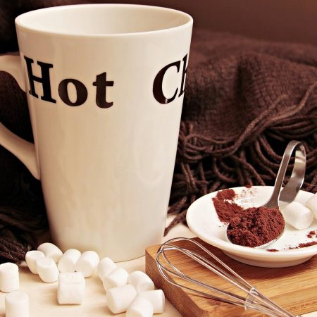 Een echte Franse 'Chocolat chaud'