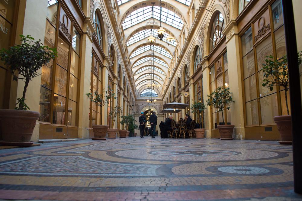 Geheime Passages van Parijs Wandelroute