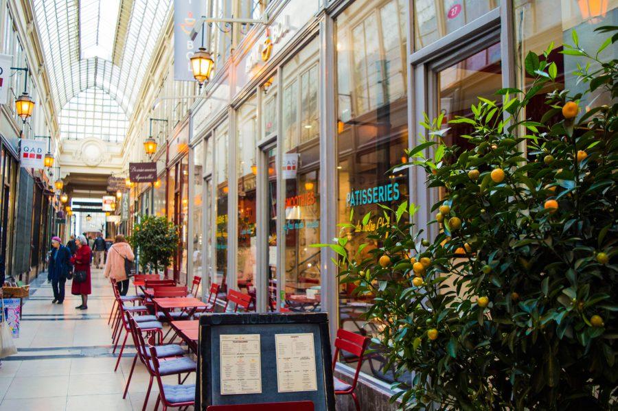 Geheime Passages Parijs Wandelroute