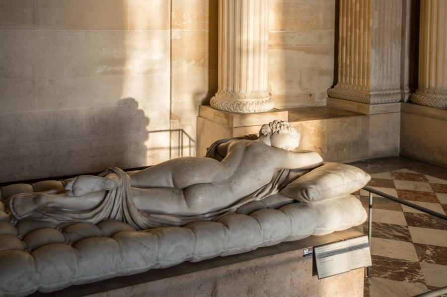 Louvre weetjes museum Parijs topstukken tip