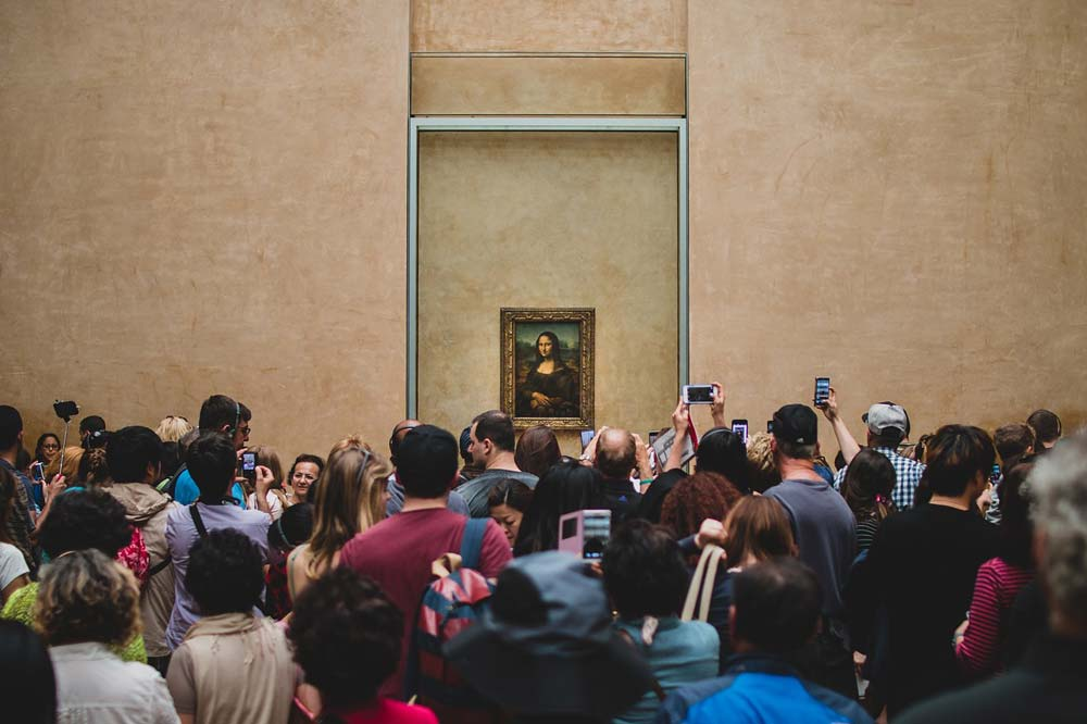 Het Louvre tips Mona Lisa
