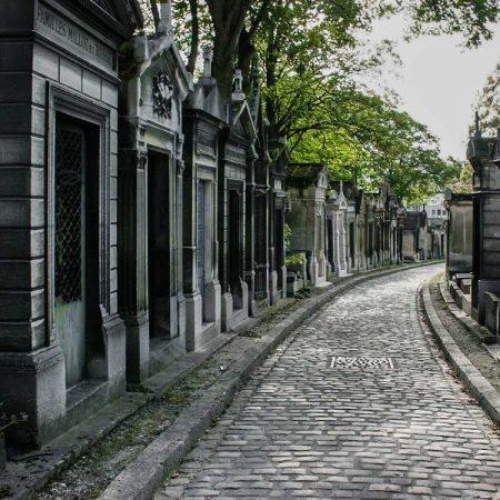 Père Lachaise: begraafplaats van beroemdheden