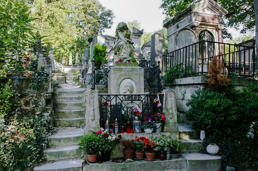 Begraafplaats Parijs