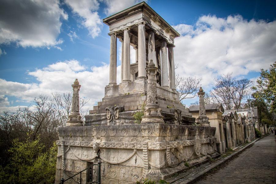 Mausoleum Père Lachaise