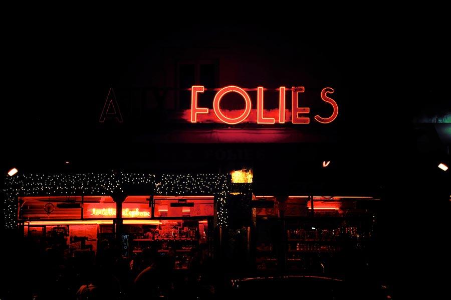 Belleville Parijs