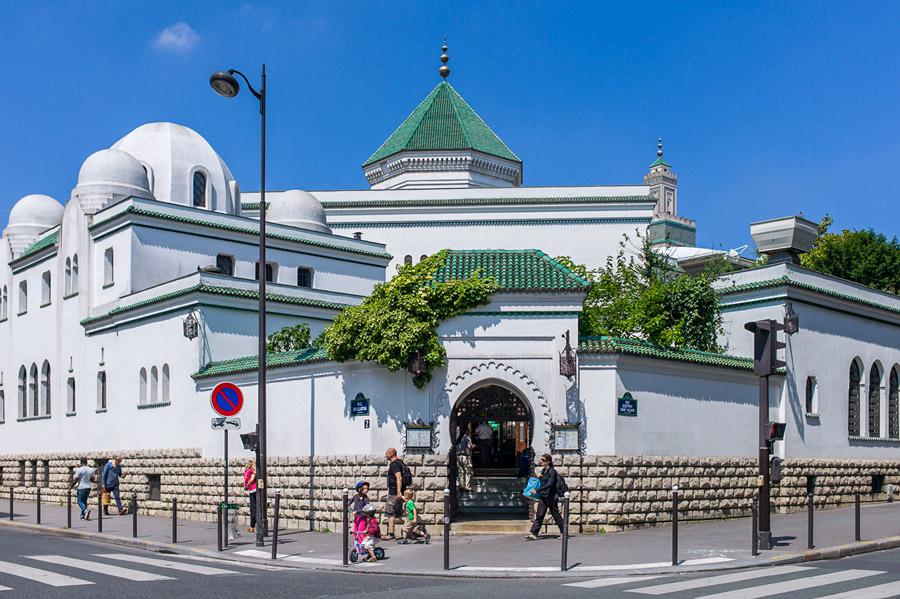 Grote moskee van Parijs