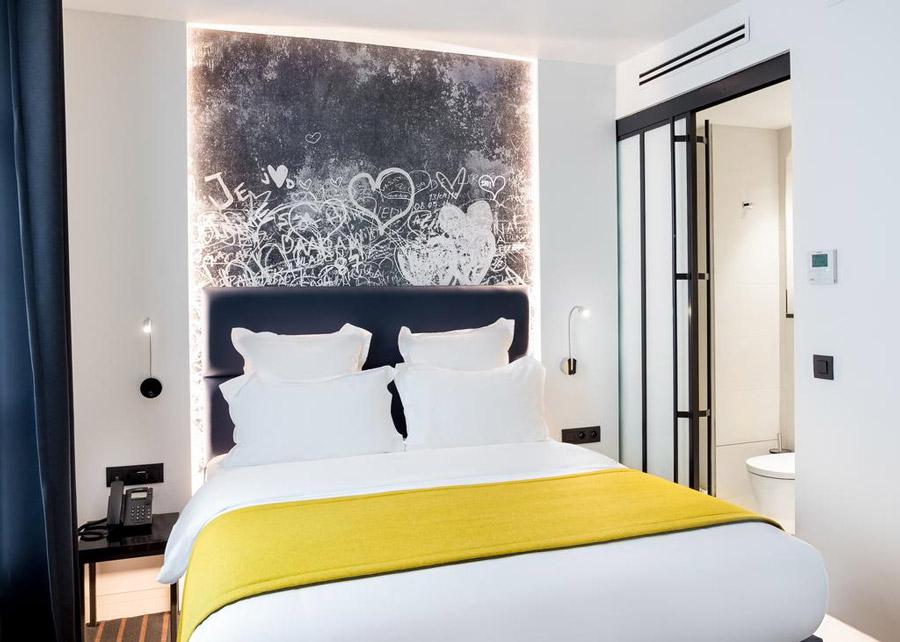 Hotel Parijs Belleville 20e arrondissement