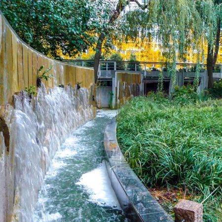 Jardin Atlantique: tuin op het dak van treinstation Montparnasse