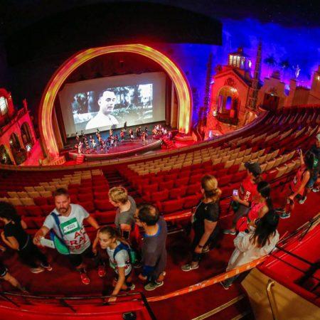 Le Grand Rex: bioscoop en rondleiding