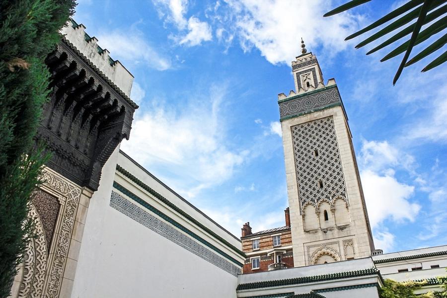 Geheimen van Parijs, grote moskee van Parijs