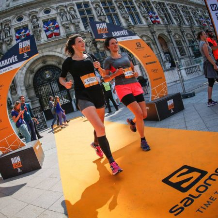 Run My City: heel gaaf hardloop evenement in Parijs