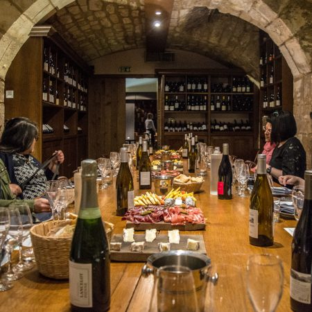 Wijn- en kaasproeverij bij Ô Chateau
