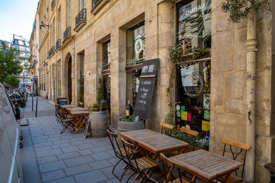 Wijnproeverij en kaasproeverij in Parijs bij Ô Chateau