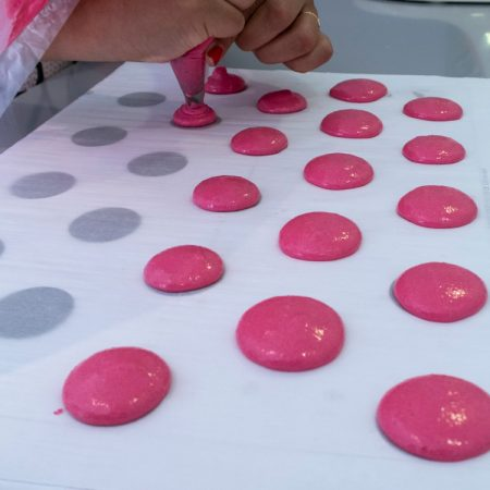 Workshop macarons maken