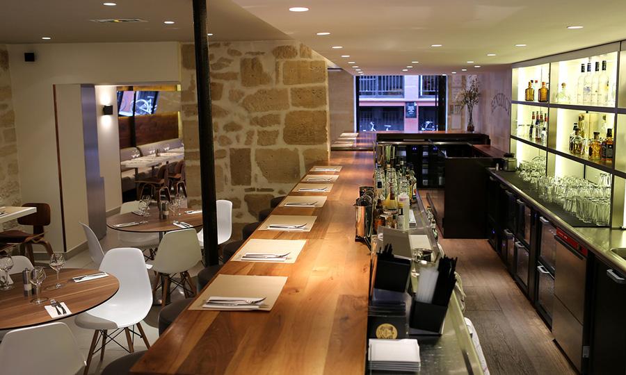 Benedict restaurant Parijs