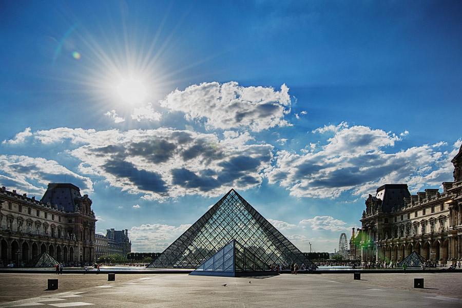 Louvre Museum Parijs Hotel op loopafstand van het Louvre museum
