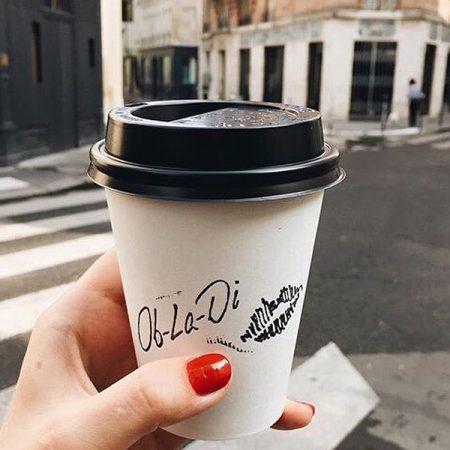 Ob-La-Di Café: koffie van kwaliteit en huisgemaakte lekkernijen