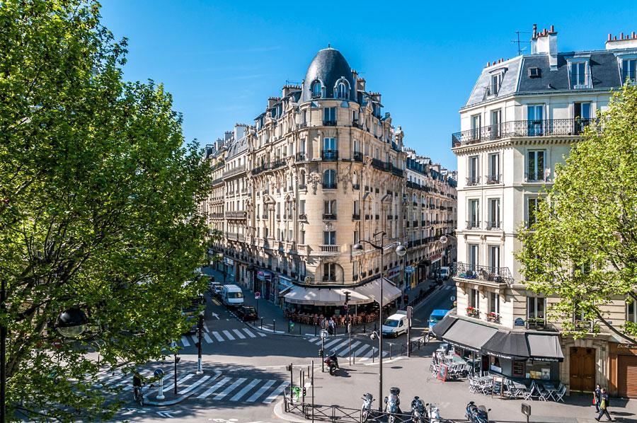 Viaduc des Arts, Promenade plantée, 12e arrondissement Parijs