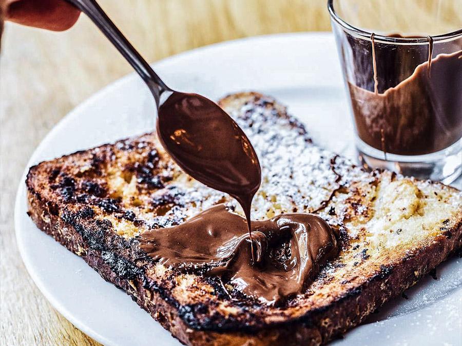Fric Frac Restaurant Tosti Parijs Canal Saint Martin