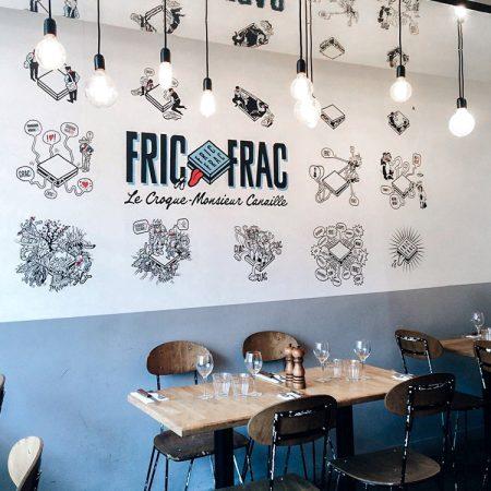 Fric-Frac: tosti's aan het Canal Saint Martin