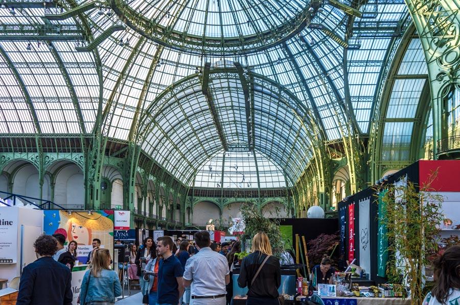Grand Palais in Parijs